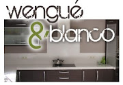 Nueva cocina wengu &amp; blanco
