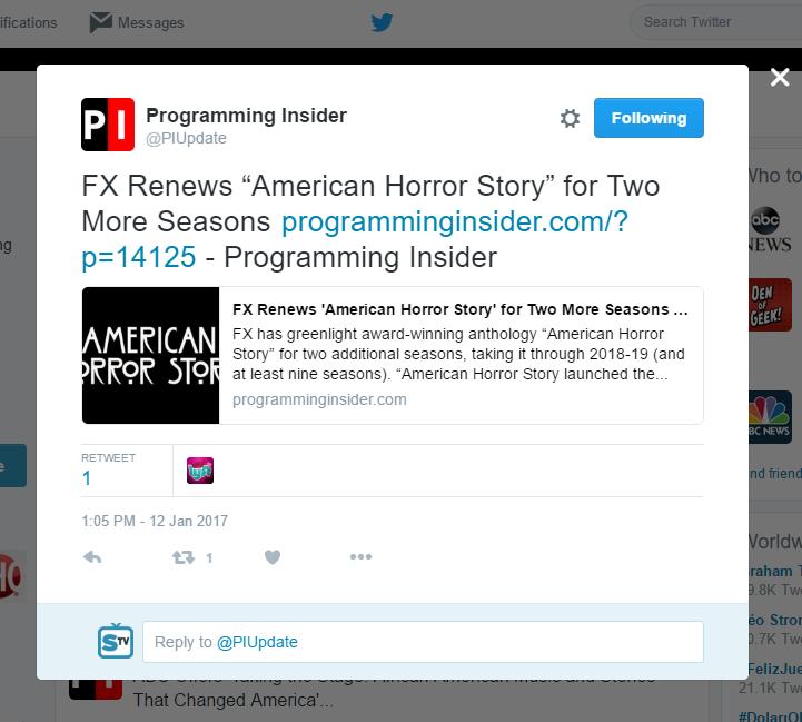 American movie channel program schedule