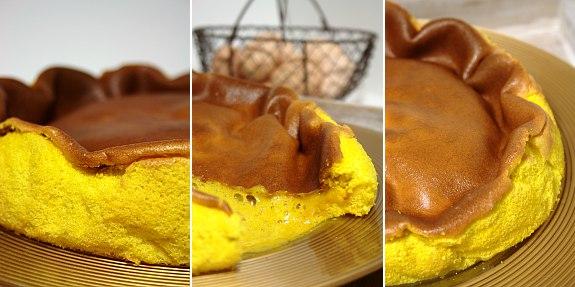 Sponge Cake Without Flour