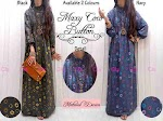 Gamis Denim Polka XXL SOLD OUT