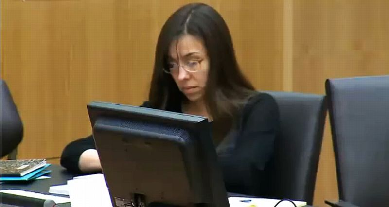 Jodi Arias Drawings