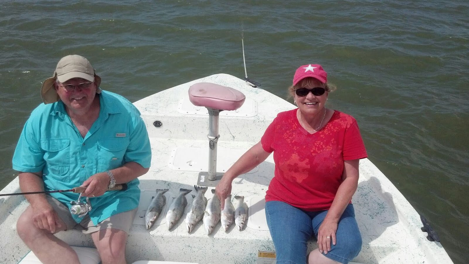 Galveston bay texas and sabine lake fishing reports may 2012 for Fishing report texas