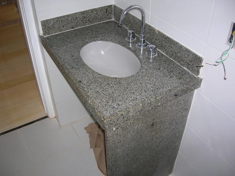 lavatório granito cinza andorinha