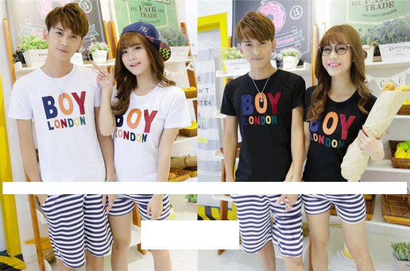 Jual Boy London Kaos Couple Online Murah Jakarta