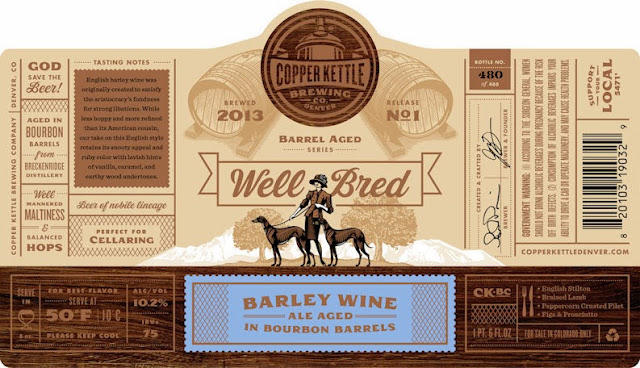 Copper Kettle Well Bred