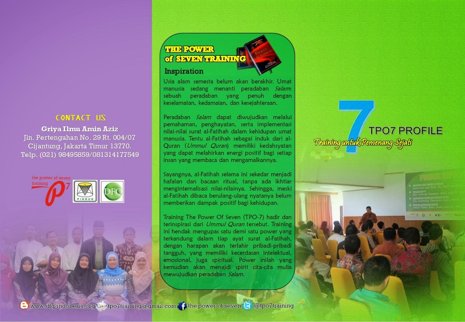 TPO 7 Training