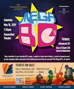 Mega 80's in Muskegon