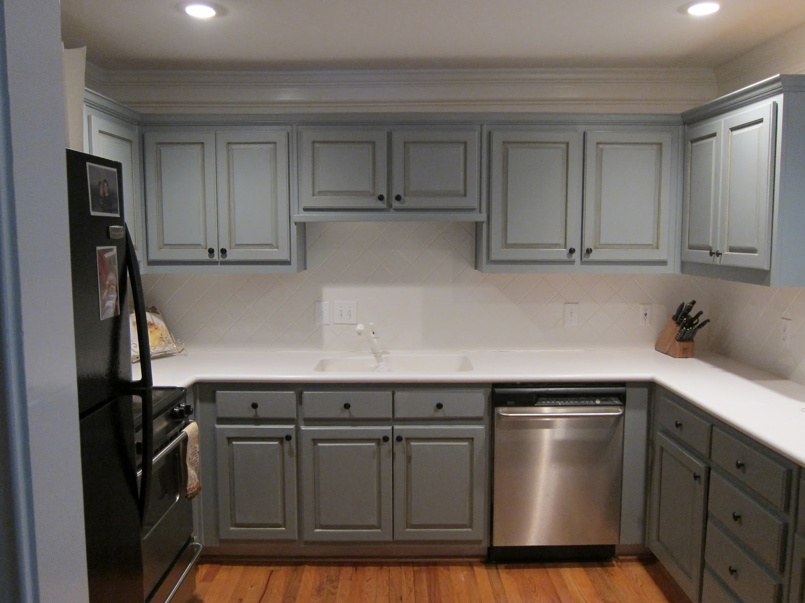 Rustoleum Countertop Paint White : Rust Oleum Cabinet Transformations Review Before And After 2016 Car ...