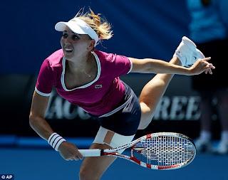 Elena Vesnina best tennis player