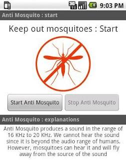 Télécharger Anti Mosquito apk - Anti Mosquito pour android - app apk