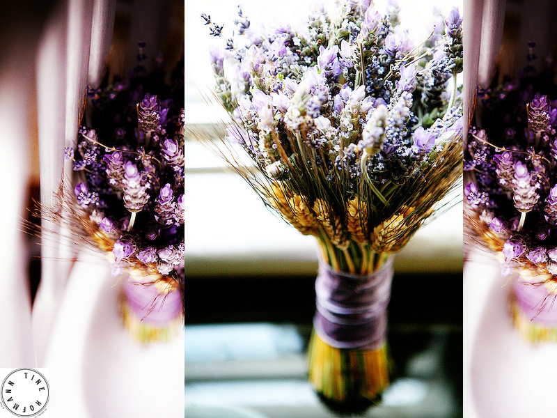 Lavender wedding bouquet | Weddings Croatia