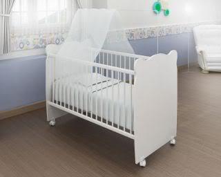 Modelos de Berços para Bebês