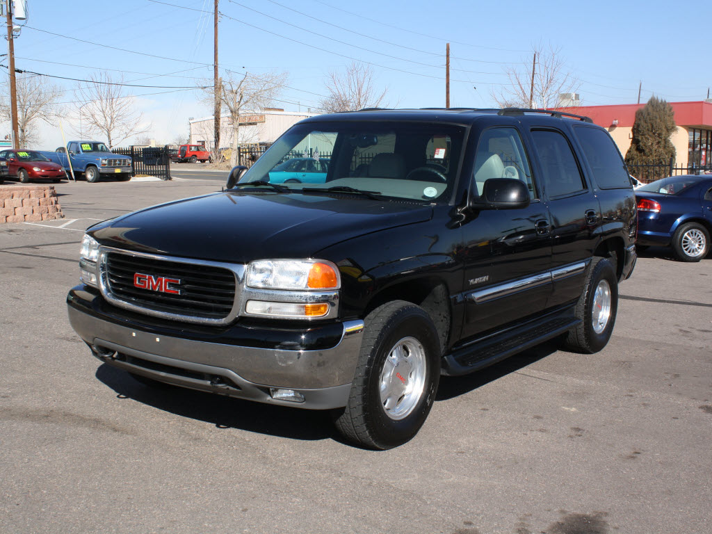 King Credit Auto Sales 2001 Gmc Yukon Slt