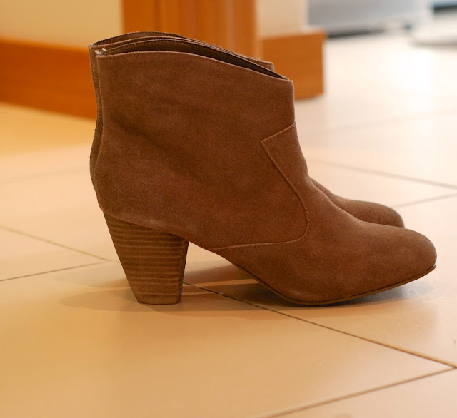 urban outfitters ankle boot