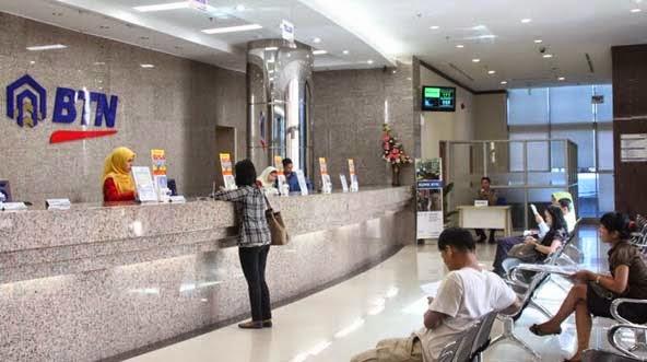 Info Lowongan Kerja Bank Tabungan Negara 2015