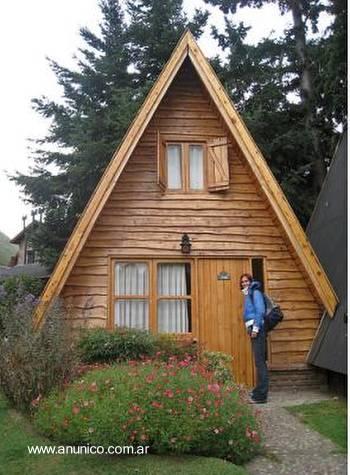Casas prefabricadas madera cabana prefabricada economica for Cabanas madera baratas