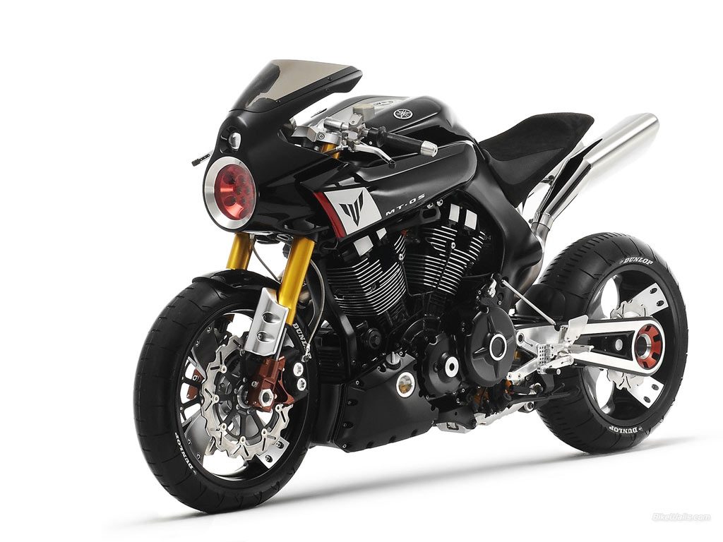 Cafe Racer Special: Yamaha MT-0S