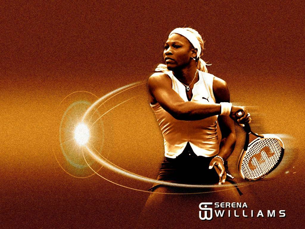 Tennis Stars Serena Williams Wallpapers