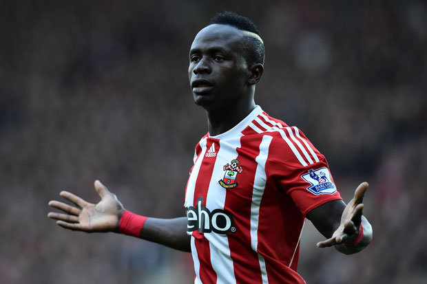 GET IN LINE: Mane is in Koeman's bad books