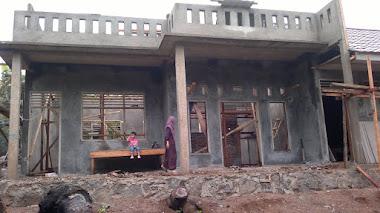Finishing Kantor dan Kantin untuk Istana Yatim Indonesia, 19 April 2012