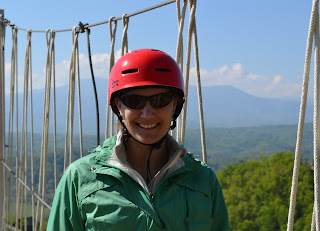 Smoky Mountain zipline adventure