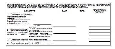 Tu asesor y administrativo nuevo recibo de salarios for Recibo de nomina en word