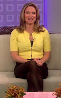 Amy Robach LEGS