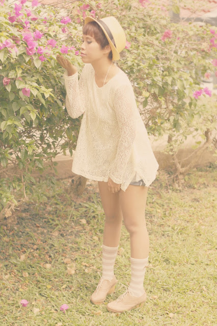 mori girl fashion, mori outfit, mori style, cute outfit,  OOTD, outfit of the day, Sammydress, Aiko miyoko, Hapy Friends Shoppe, style ideas