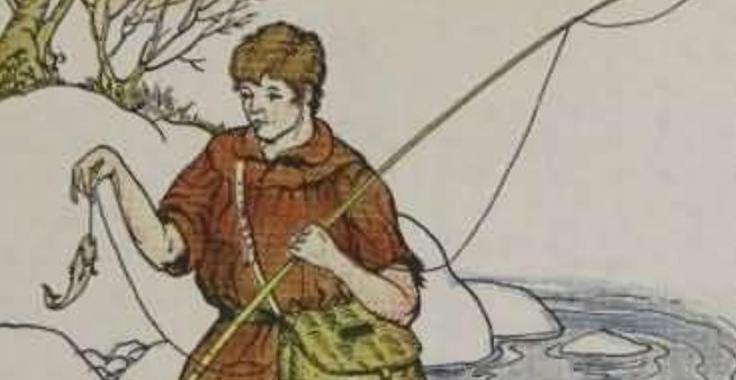 cerkak bahasa jawa pendek kisah ikan kecil dan nelayan