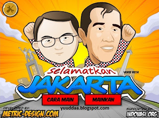 Download Game Jokowi Selamatkan Jakarta Offline