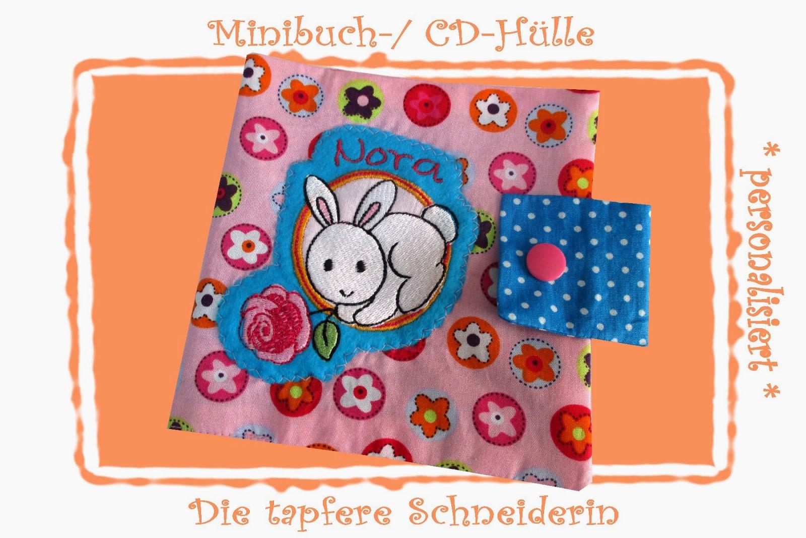 http://de.dawanda.com/product/79346735-Minibuch--CD-Huelle-mit-WunschnameMotiv