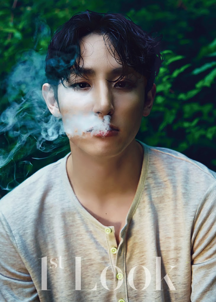 lee soo hyuk is other worldly in a photo shoot for 1st look