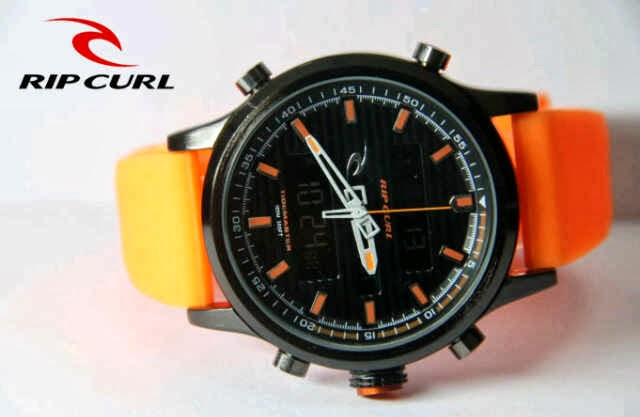 Jam Tangan Ripcurl Orbit II Orange