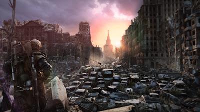 Metro: Last Light Screenshot - We Know Gamers