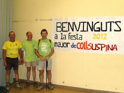 Caminada Popular Nocturna de Collsuspina 2012