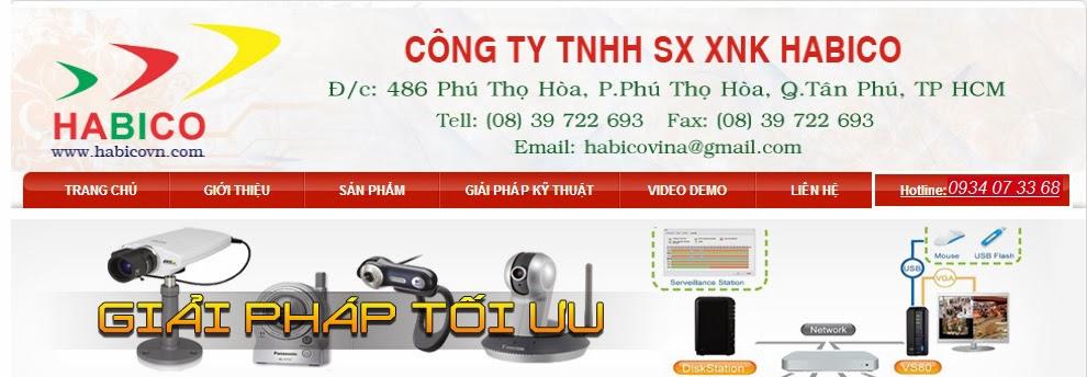LẮP ĐẶT CAMERA TẠI HỒ CHÍ MINH - LAP CAMERA TPHCM - CAMERA HCM - CONG TY CAMERA HCM