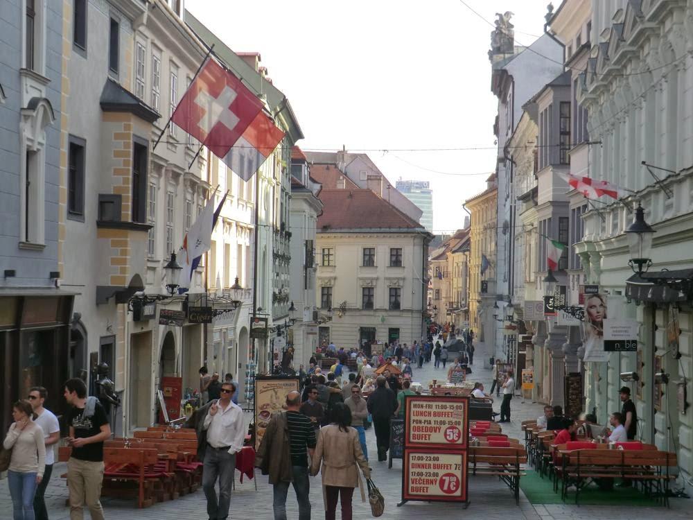 bratislava ciudad vieja