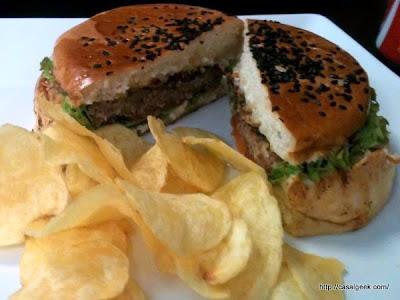 Está Chovendo Hambúrguer - Café com Tango