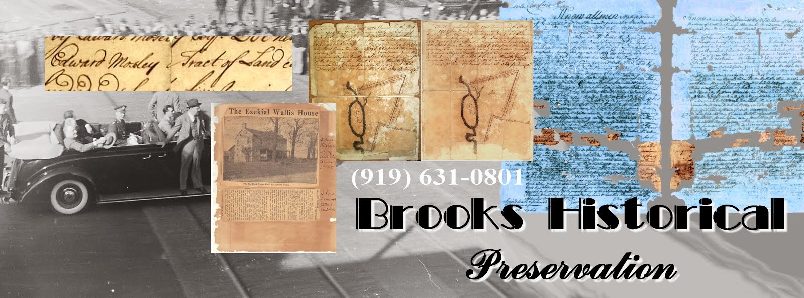 Brooks Historical Preservation