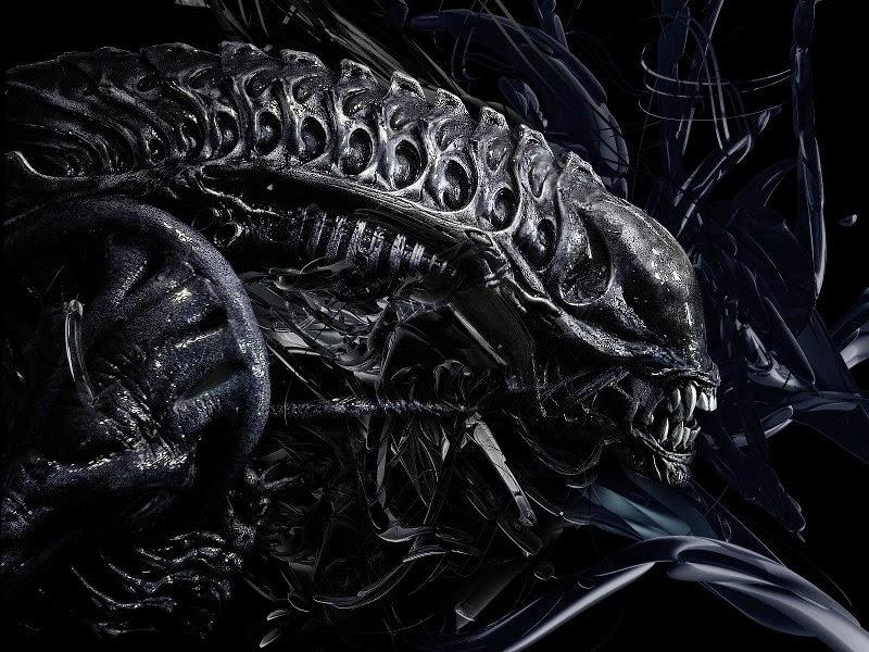 giger art alien