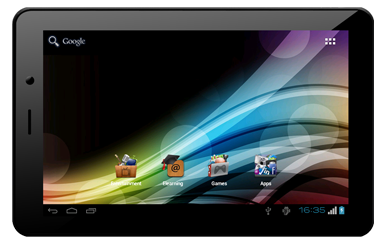 micromax funbook P560 with 3G support via SIM