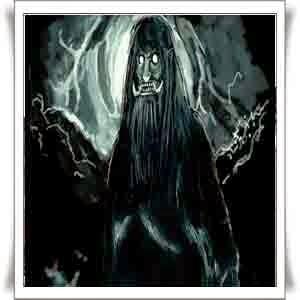 Ghost -Genderuwo