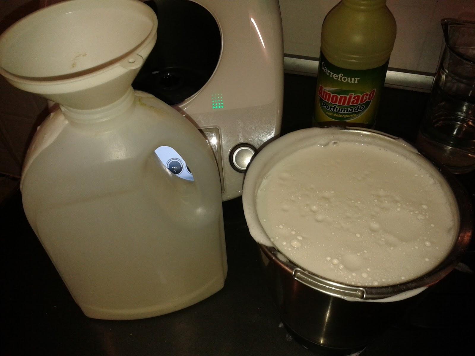Catcakecook jab n para lavadora ecol gico - Jabon natural para lavadora ...