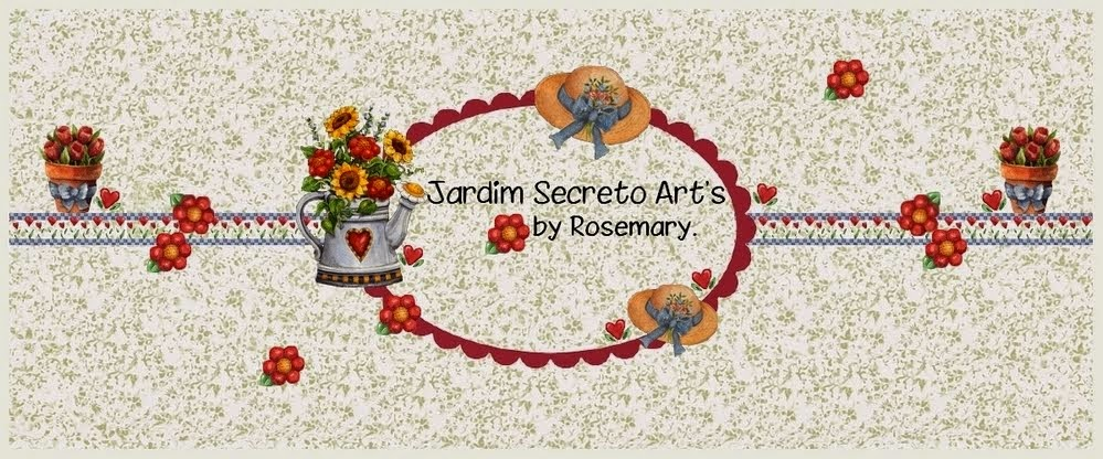 Jardim Secreto by RosemaryArt's