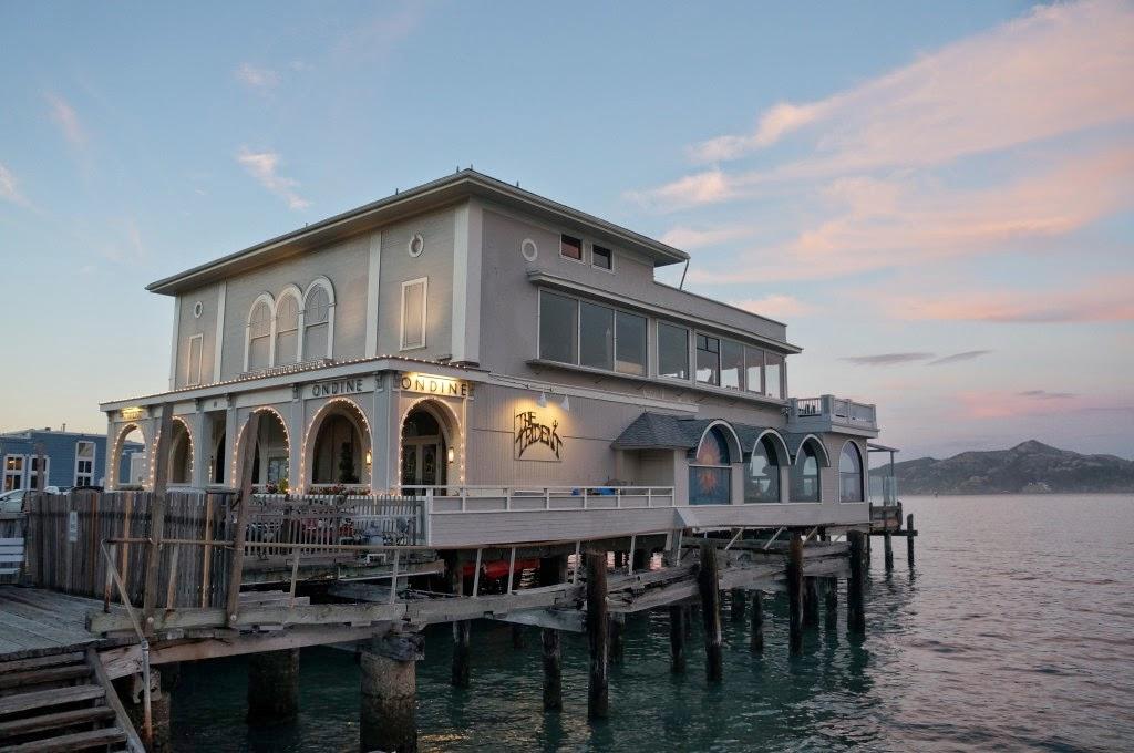 Alexandra D Foster Destinations Perfected Sausalito