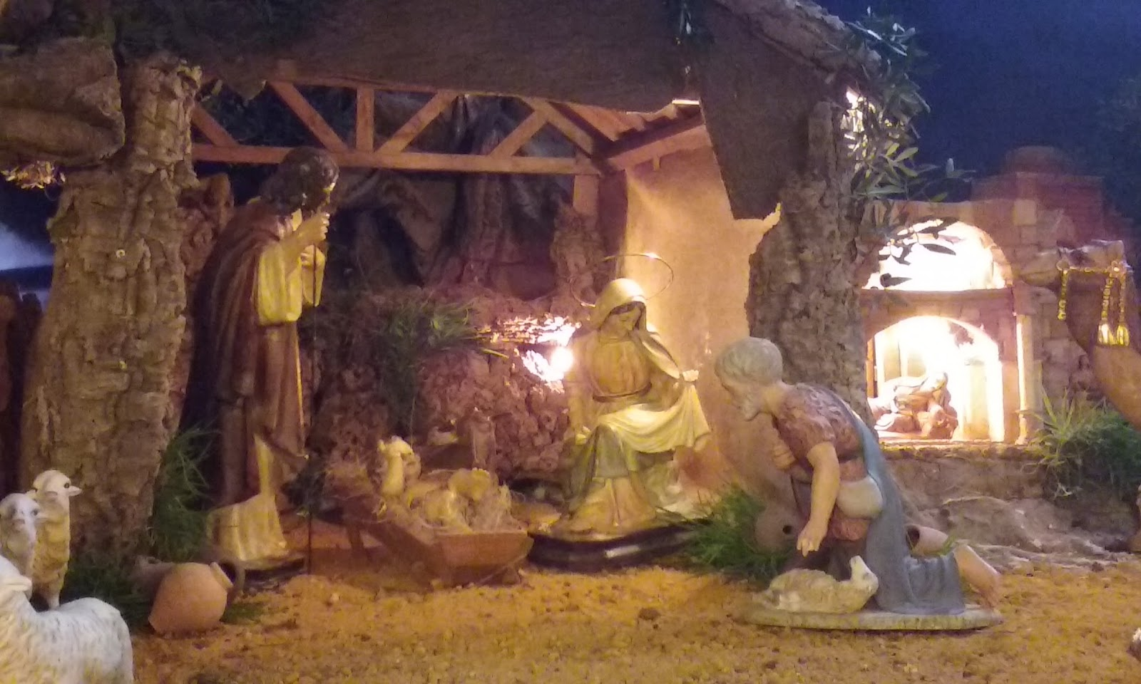 b7722388eed Se acerca la Navidad. Concurso de belenes ...