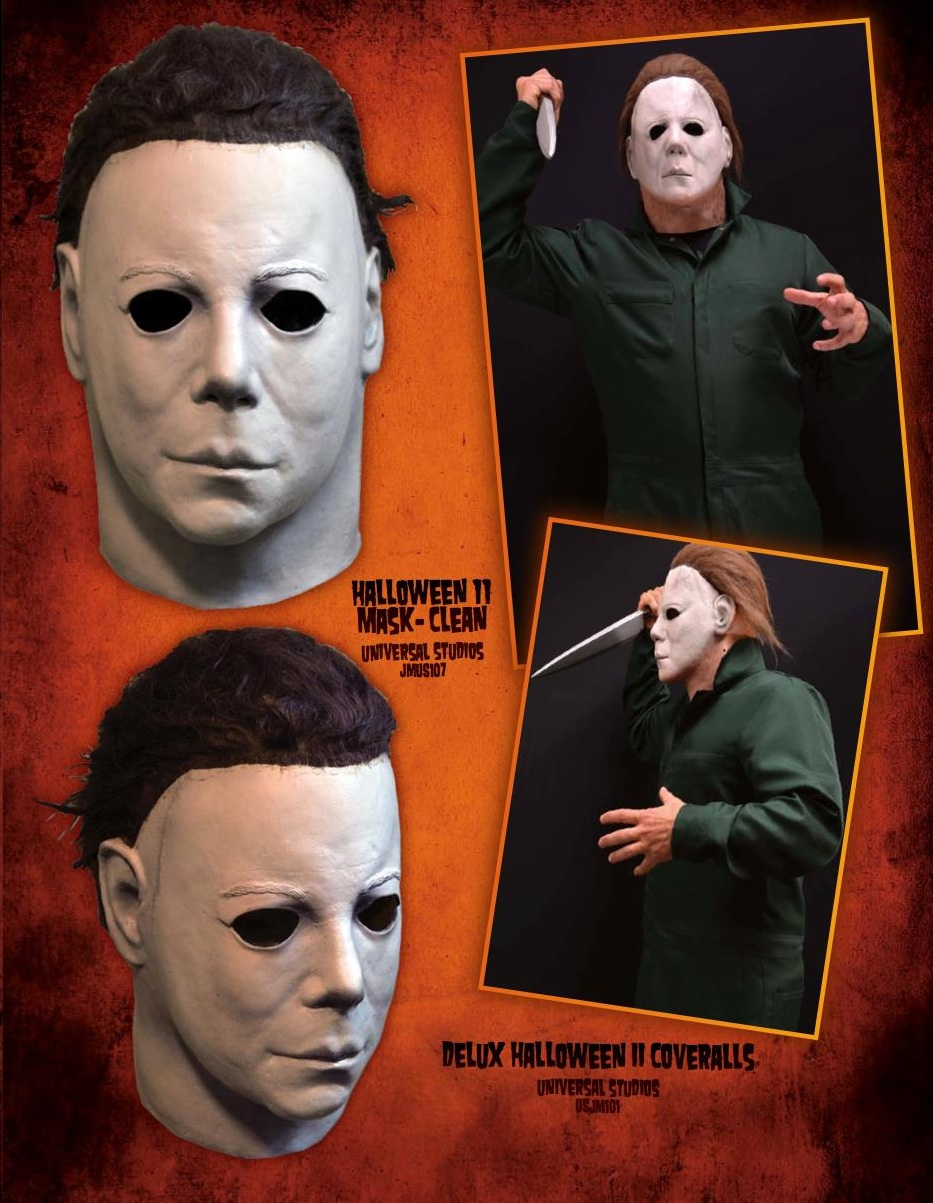 Trick or Treat Studios - 2014's New line of Halloween Masks ...
