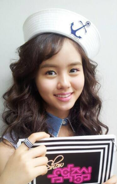Kim So Hyun Music Core Outfit July 27th, 2013