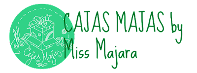 CAJAS MAJAS by Miss Majara
