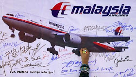 FLIGHT MH370: MISSING SINCE  MARCH 8, 2014